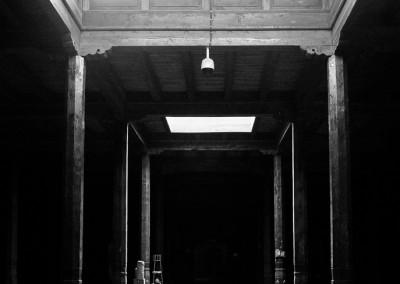 Inside a Masjid
