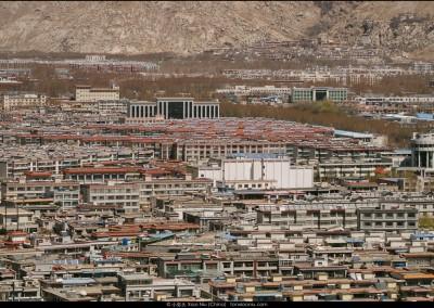 Tibetan Apartment Complex