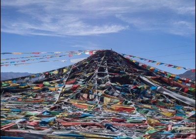 Tibeten Prayer Flags