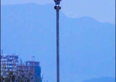 A birds view over kathmandu