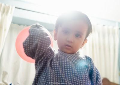 My Nepali Little Prince Tintin