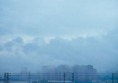 The Thin Fog of Chengdu