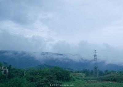The Thin Fog of Chongqing