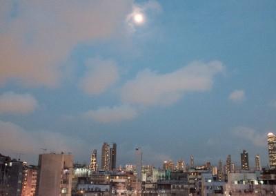 Sham Shui Po in the Twilight, HongKong