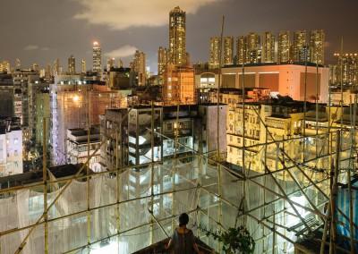 Sham Shui Po at Night, HongKong
