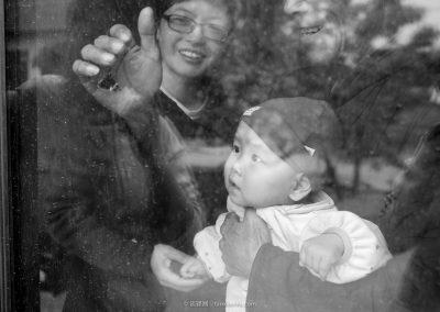 A Muslim Family in Pengyang 彭陽, Guyuan固原