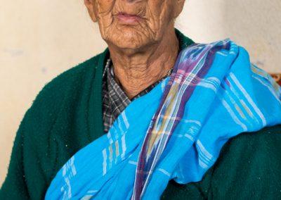A Nepali Grandma