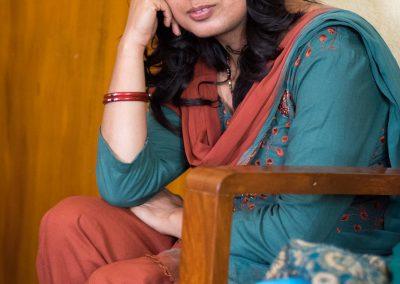 A Nepali Lady