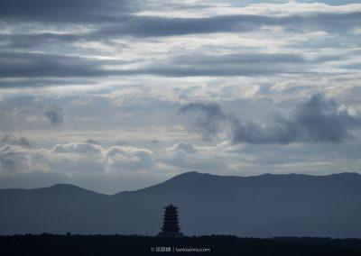 Mt. Dongyue 東岳山, 固原
