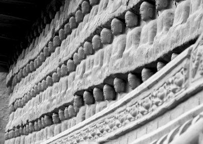 Maijishan Grottoes, Tianshui 麥積山石窟