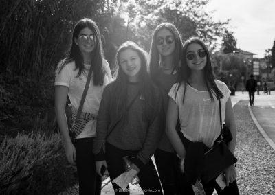 Australian Girls in Jerusalem
